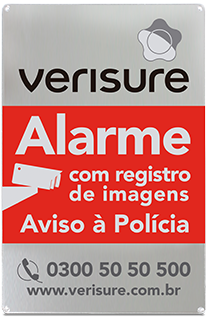 Placa do alarme